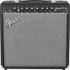 Amplificador Combo Para Guitarra Fender Champion 40 Watts