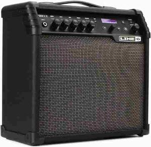 Amplificador Para Guitarra Electrica Line 6 De 30w Spdrv30