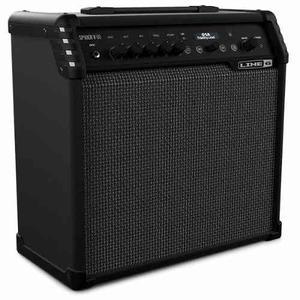 Amplificador Para Guitarra Electrica Line 6 De 60w Spdrv60