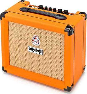 Amplificador Para Guitarra Mod Crush 20 Watts Marca Orange