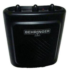 Amplificador Portatil 2 Watts Behringer Gma100 De Pila 9v