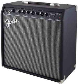 Champion 40 Fender Amplificador Para Guitarra Combo De 40w
