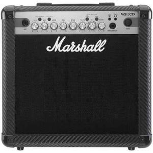 Combo Amplificador P/ Guitarra De 15w Marshall Mg15cfx