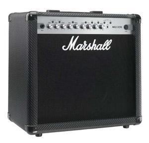 Combo P/ Guitarra 50w Bocina 12 Pulgadas, Marshall Mg50cfx