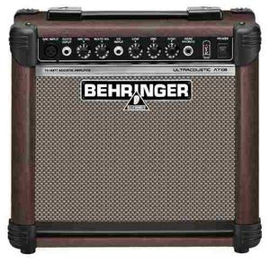 Combo P/guitarra Acústica Behringer At108 Confirmar