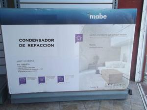 Condensador Mabe btus 220v. Nueva