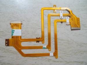 Flex P/ Lcd P/ Videocámara Sony Dcr- Hc3 Y Hc3e (Fp412)