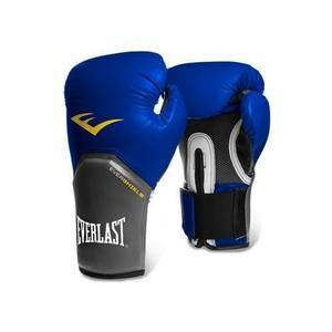 Guantes De Box Everlast Pro Style Azul 16 Oz
