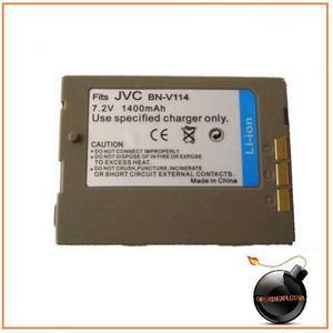Pila Bn-v114 Recargable Videocamara Jvc Series Gr-dvp Gr-dx