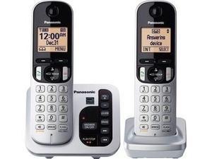 Set De Teléfonos Inalámbricos Panasonic Kx-tg222 Clase B