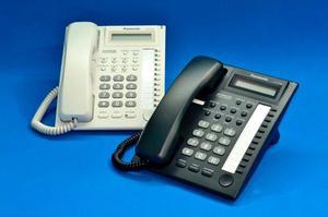 Teléfono Panasonic Kx T (blanco O Negro) Factura