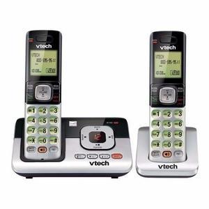 Teléfonos Inalámbricos Doble Contestadora Id Vtech