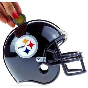 Alcancía Nfl Colección Pittsburgh Steelers Acereros