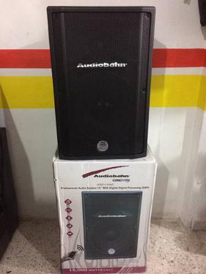 Bocina Amplificada Audiobahn Asd15ac