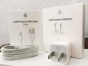 Cargador Cable Lightning Iphone X 8 7 6 Plus 6s Se 5