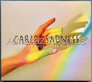 Carlos Sadness Diferentes Tipos De Luz Cd