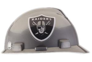 Casco De Seguridad Msa Raiders