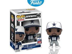 Dez Bryant Funko Pop Dallas Nfl Cowboys Envio Graits