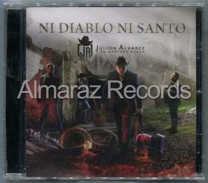Julion Alvarez Y Su Norteño Banda Ni Diablo Ni Santo Cd