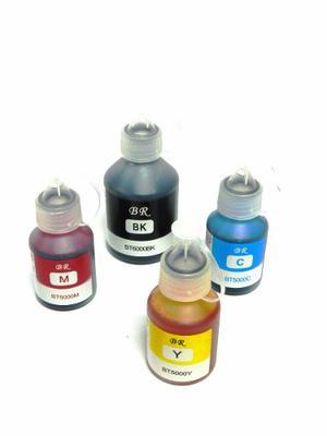 Kit De 4 Tintas Para Brother Dcp-t300 T500w T700w T800w