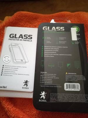 Mica de cristal templado para Huawei Mate 8
