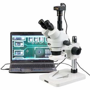 Microscopio Estereoscópico Digital Profesional Envío