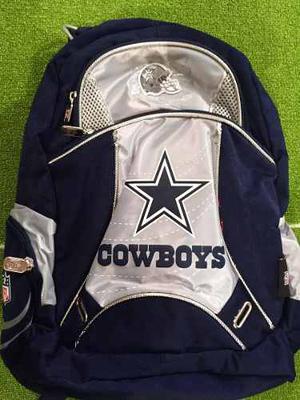 Mochila De Los Cowboys Original De La Nfl.