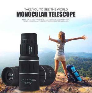 Monocular Zoom Fijo 16x Largo Alcance *envio Gratis*