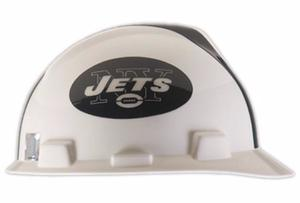 Nfl Casco De Seguridad Msa Safety Works Jets De New York