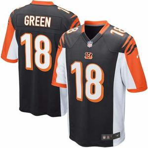 Nfl Jersey Nike Aj Green #18 Cincinnati Bengals Nuevo