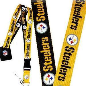 Nfl Pittsburgh Steelers,portagafete 2 Tonos Envío Gratis
