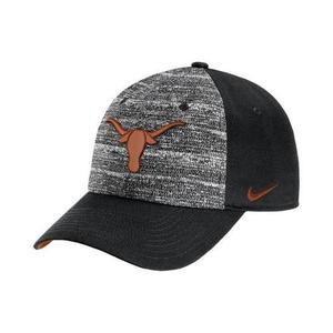 Nike Texas Longhorns Gorra Heathered H86 Unitalla Nueva