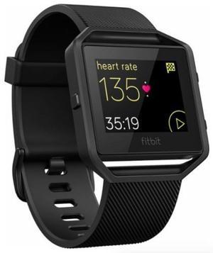 Reloj Deportivo Fitbit Blaze Negro Grande