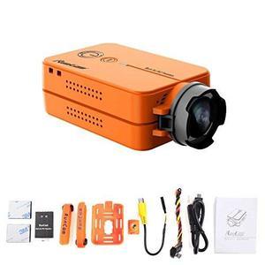 Runcam De La Cámara De La Videocámara, Naranja (runcam2-o)