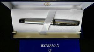 Waterman Paris, Pluma Roller Acero