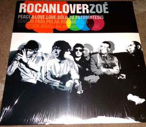 Zoe - Rocanlover (vinilo Vinil, Vinyl, Lp)