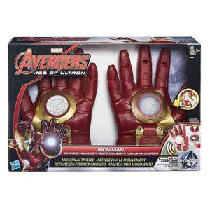 Avengers 2 Guantes Iron Man Marvel Age Of Ultron Hasbro