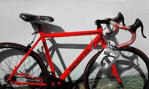Bicicleta De Ruta Rod 700 De Aluminio Benotto 570