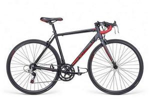 Bicicleta De Ruta/carreras Aluminio 700c Renzo 14 Veloc Nva
