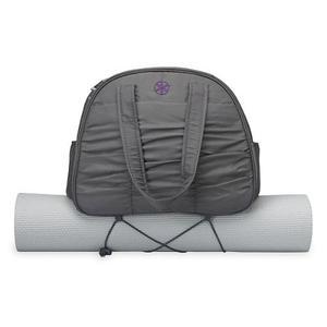 Bolsa Con Cargador De Tapete Para Yoga Marca Gaiam