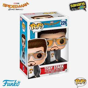Funko Pop Tony Stark - Spiderman Homecoming