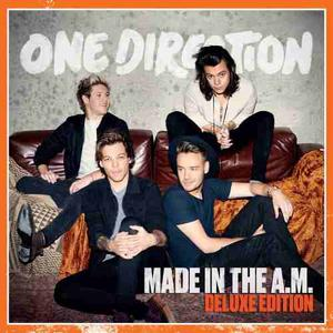 One Direction 1d Made In The Am Deluxe Disco Cd + Booklet