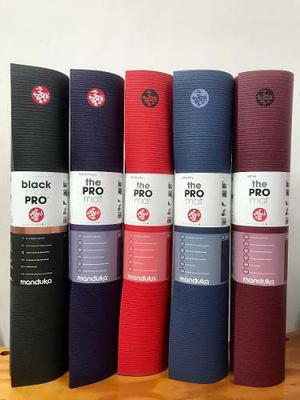 Tapete Yoga Manduka Black Mat Pro Garantizado Original