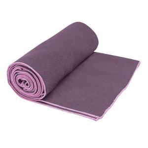 Toalla Extra Absorbente Para Yoga Marca Gaiam Morada