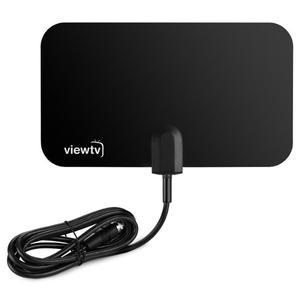 Antena Digital Para Interiores View Tv Flat Hd Tipo Octa Air