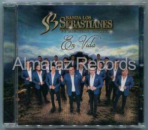 Banda Los Sebastianes En Vida Cd