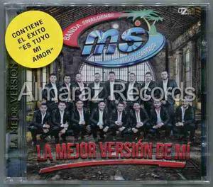 Banda Sinaloense Ms La Mejor Version De Mi Cd