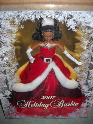 Barbie Holiday  African-american
