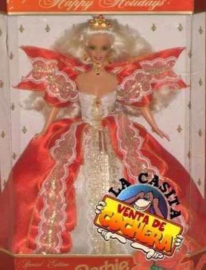 Barbie Holiday Rubia