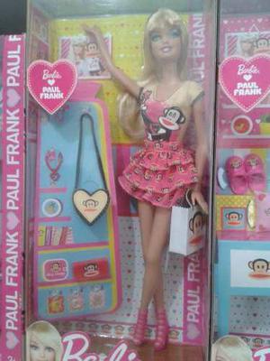 Barbie Paul Frank Falda